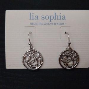 NWT Lia Sophia Earrings